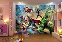 Kids Bedroom Ideas / Ideas for my little boy's room