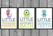 Kids Bathroom Ideas / Splish Splash