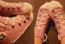 Handmade by BiBa / Laadukkaita Suomessa tehtyjä käsityötuotteita.  Crochet knitting patterns.