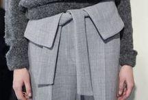 Ϫ - Fashion - trousers details