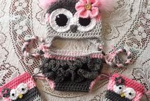 Crochet ideas / Crochet and knitting ideas.