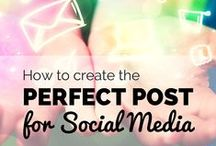 Sharin' with Social Media / All things social media, from tips and tricks to enticing content.