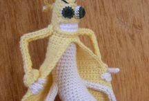 Funny crochet