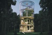 Maison d'architectes / Maison, la sélection de logements et résidences d'architecte par Archicréé. Les plus belles créations de maisons d'architecte.