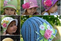 Crochet hat ideas