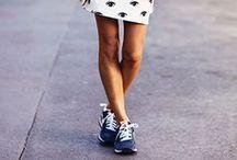 conforto nos pés × estilo antenado / Estilo com Tênis - tendência que a gente ama! <3