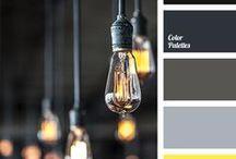 Color Palette ••