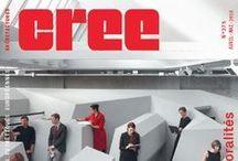 Couverture Mag ArchiCree / Compilation de toutes les couvertures des magazines d'Archicréé.