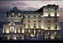 Hôtels & Commerces / Les plus beaux hôtels et commerces - originalité, luxe, architecture design, et bien d'autres encore !