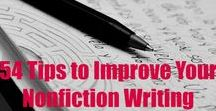 Writing Career / A collection of articles and advice for those who want to pursue the career in and earn money by writing, be it fiction, non-fiction, journalism or freelancing