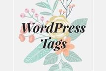 Wordpress: Building a website/blog / Tips for bloggers/website owners who wish to master Wordpress, learn how it works and how to make changes that will make the blog/website a more enjoyable experience