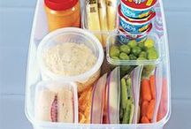 Kids Snacks and Lunches