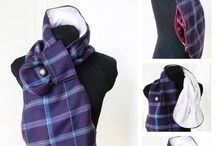 Scarf Bags / The perfect autumn/winter trend.