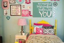 // Bedrooms // / Cute Kiddie Bedrooms