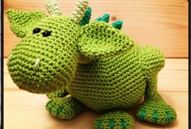 I am hooked / Things to crochet in the future and my own finished crochet projects.  / by Danielle Bennenk