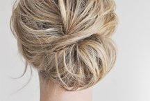 Easy Up-Do Hairstyles