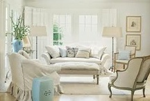 Swedish / Beautiful light & airy, it is classic 17th & 18th century style with a Scandinavian twist.
