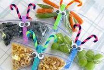 Fun food ideas for kids / Healthy food can be fun!
