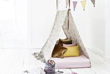 Amazing spaces for kids / Gorgeous bedrooms, magical playrooms, fun outdoors