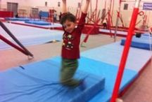 Getting Active / Getting active as a six year old