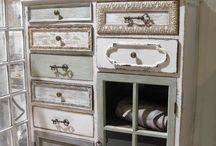 Shabby Chic / Changing furniture