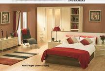 Design Ideas for the Bedroom / Luxury bespoke fitted bedrooms #luxurydesign #comfortablebeds #bedroomdesign  http://richfieldsinteriors.com/