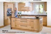 Design Ideas for the Kitchen / Luxury bespoke Fitted Kitchens #kitchendesign #kitchens #uniquedesigns #interiordesign   http://richfieldsinteriors.com/