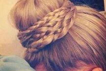 Girls Hairstyles and Braids