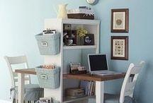 Study and Homework area