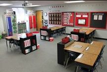 Classroom Ideas, Decorating and Organization / Organization, links, tools, classroom setup and decorating ideas! / by American Dreamers