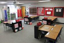 Classroom Ideas, Decorating and Organization / Organization, links, tools, classroom setup and decorating ideas!