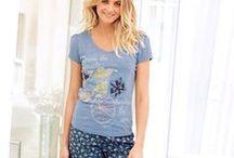Pretty Cotton Pajamas
