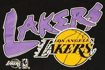 Minneapolis/LA LAKERS / Basketball  / by Danny Hernandez