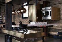 Cocinas Especiales / Bellas cocinas con detalles novedosos