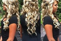 ~Hairstyles for long, curly hair! Like mine!~