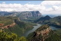 S A - Mpumulanga & Limpopo / Province of Mpumulanga in South Africa
