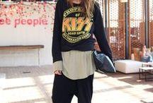 grunge wardrobe