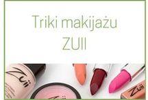 Makijaże w kolorach ZUII / Sposoby na piękny makijaż z kosmetykami Zuii Organic