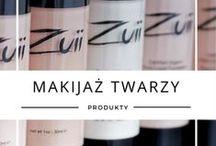 Makijaż twarzy z Zuii / Odkryj kosmetyki do makijażu marki Zuii Organic i poczuj płatki kwiatów na swojej twarzy