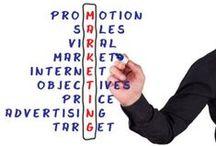 Marketing / Coletânea de ideias sobre temas relacionados a marketing como por exemplo: administração, e-Commerce, marcas, produtos, etc.