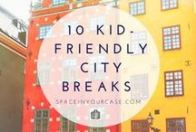// Child Friendly Trips // / Taking a trip with the kids? Here are some tips for you.
