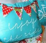 pillows! for very nice dreams indeed / pillows