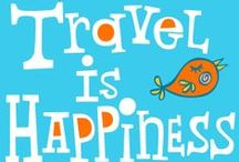 Travel Quotes / We love to travel and had added our favourite quotes - add yours too.