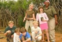Family Safaris  / Jaci's Lodges welcome children of all ages, enjoy a family African safari experience in Madikwe.