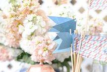 * B A B Y S H O W E R * / Ideas for beautiful, simple and chic babyshowers.