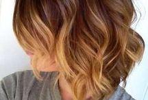 Hair style / Hår, inspirasjon, how to