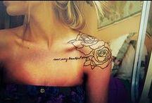 Tattoos / tatoveringsinspo. Har alle eventuelle tattodrømmer her. #eyecandy