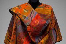 Fabrics and Fashion / by Kate Barrett