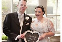 Sarah & James: Wedding at picturesque Woodhall Hotel and Spa in Linton, Wetherby. / Fantastic couple, stunning venue, great ceremony and fun entertainment photographed by www.velvetleafphotography.com