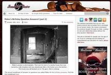 InsatiableDesire.com / Noteworthy blog posts from InsatiableDesire.com